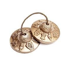 Inde cymbales en bronze